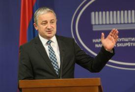 Borenović: Niko ne smije biti iznad, niti ispod zakona