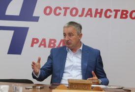 Borenović: Ako na sceni ostanu isti akteri, Boga mi, ne piše nam se dobro