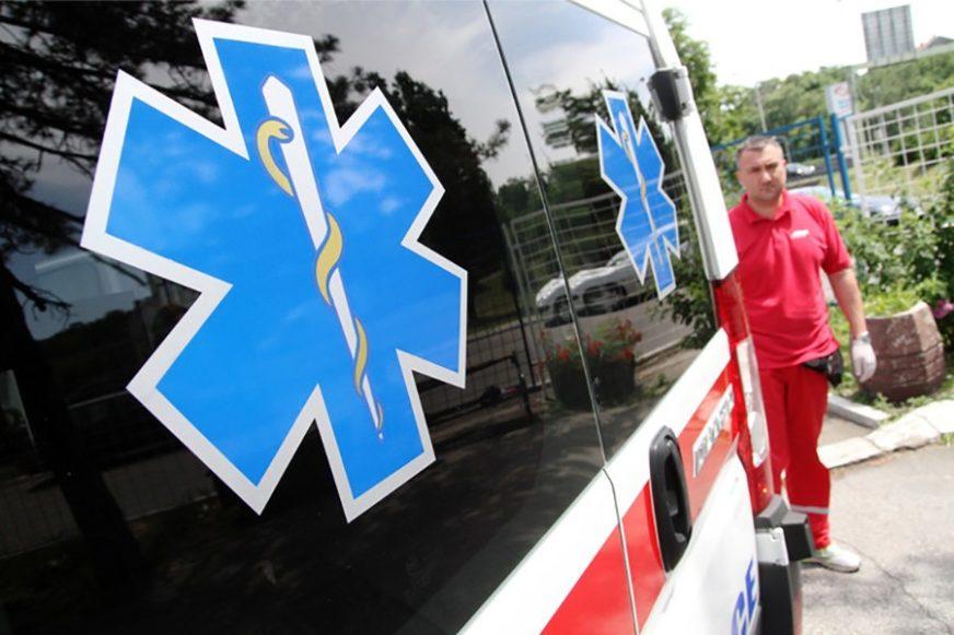 EKSPLODIRALA PLINSKA BOCA U AUTU Povrijeđeno sedam osoba, među njima troje djece