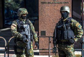 IZAZVALI PANIKU Dvije osobe uhapšene zbog LAŽNE PRIJETNJE bombom u Skoplju