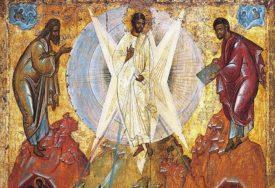 SUTRA PREOBRAŽENJE U narodu se vjeruje da na taj dan počinje SMJENA GODIŠNJIH DOBA