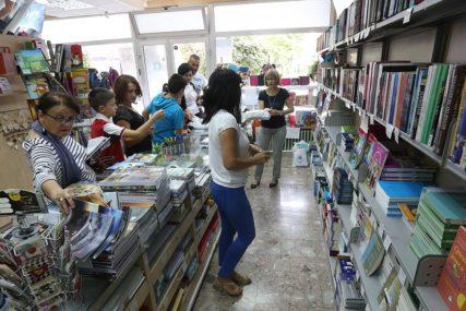 Besplatni udžbenici za osnovce: Pozitivno nadmetanje Vlade i Grada Banjaluka
