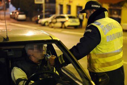 OTKRIVEN 61 PIJANI VOZAČ Tokom sedmodnevne akcije alko-testirana 604 učesnika u saobraćaju