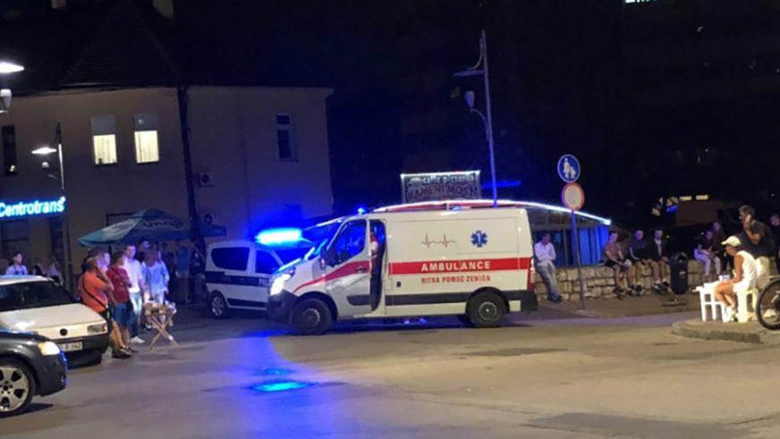 BMW SLETIO SA PUTA Teško povrijeđena dva maloljetnika i djevojka (19)