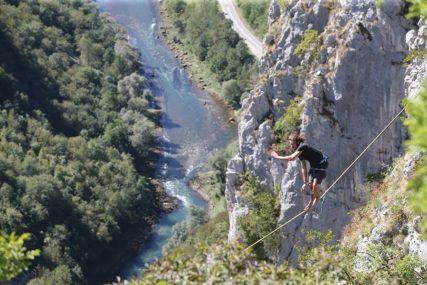 DRILL AND CHILL U Kanjonu Tijesno uživa 200 penjača
