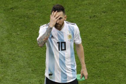 ARGENTINI NIKAKO NE IDE Mesi golom iz penala spasavao bod protiv Paragvaja