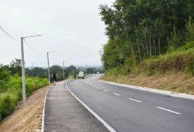 Uslov za nastavak gradnje puta kroz Priječane sanacija klizišta