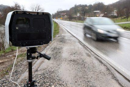 KONTROLA BRZINE VOŽNJE Dual radar na području Bijeljine do 20. decembra