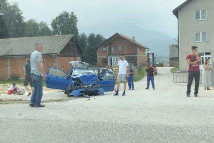 Težak sudar na putu Sarajevo – Sokolac