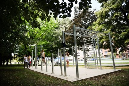 RADOVI OVOG MJESECA Teretane na otvorenom za još tri naselja