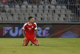 BRIGA ZA KRSTAJIĆA Kapiten Srbije se povrijedio pred mečeve sa Njemačkom i Portugalom