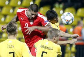 LIGA NACIJA Srbija krenula pobjedom u novo takmičenje, 1:0 protiv Litvanije