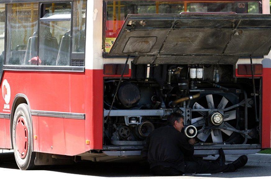 KONTROLE NA PODRUČJU PRIJEDORA Na vanredni tehnički pregled upućeno 10 autobusa