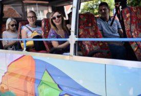 Prevoz na Banj brdo: Panoramski bus mora imati rampu za ulaz osoba sa invaliditetom