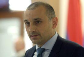 """BANJAC O SMJENAMA U DNS """"Nešić trebao sačekati sjednicu Predsjedništva stranke"""""""