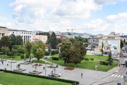 Realizacija nije odmakla dalje od papira: Stanivuković ima novi plan uređenja centra Banjaluke (FOTO)