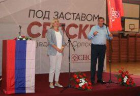 Dodik: Važni izbori za Srpsku i Srbe