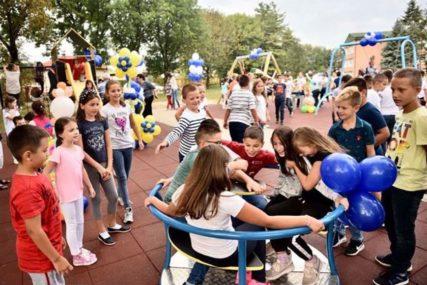 Uskoro počinje izgradnja dječijeg igrališta kod škole u Lazarevu