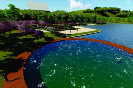 USKORO ČIŠĆENJE I UREĐENJE STAZA Novi rekreativno turistički kompleks dobija prve obrise