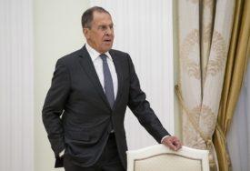 LAVROV NA PROLJEĆE DOLAZI U ZAGREB Želi da oživi dijalog Rusije i Evropske unije