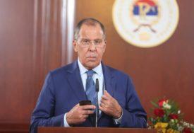 """REAKCIJA LAVROVA """"Odgovorićemo na sankcije EU na isti način"""""""