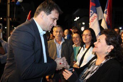Govedarica: Biću predsjednik svih građana Srpske