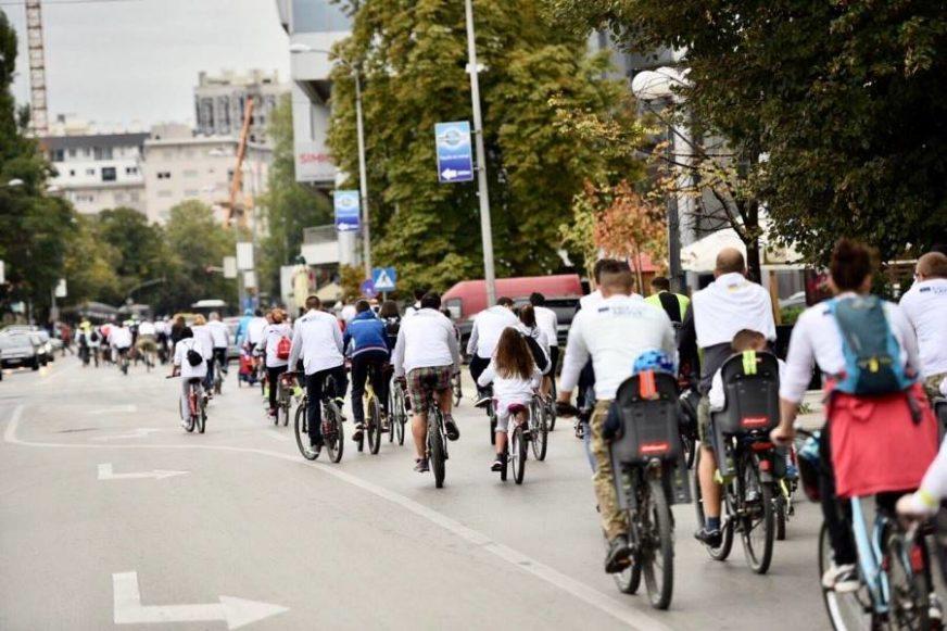 Filmsko veče o problemima u biciklističkom saobraćaju