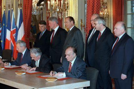 OKONČAN RAT U BiH Na današnji dan prije 24 godine zaključen Dejtonski sporazum