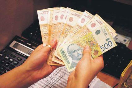 PREMA ZVANIČNIM STATISTIKAMA Prosječna decembarska plata u Srbiji iznosila 563 evra
