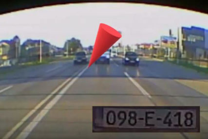 BAHATOŠĆU NALJUTIO VOZAČE Divljao ulicama Banjaluke, pa načinio NEKOLIKO PREKRŠAJA (VIDEO)