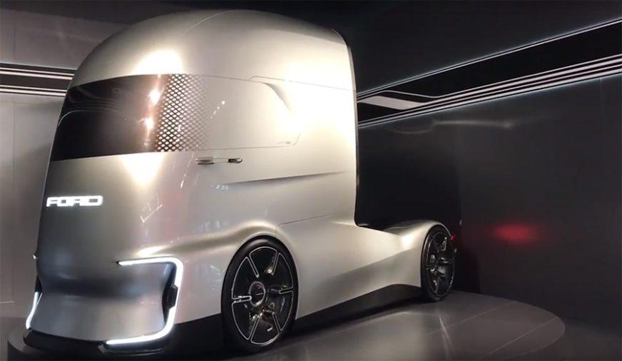 Ford predstavio električni kamion (VIDEO)