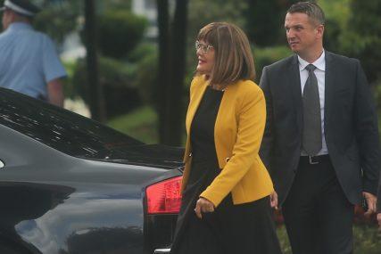 Gojkovićeva: Nastaviti sa zaštitom Visokih Dečana