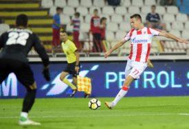 TRIJUMF ZVEZDE Gobeljić za slavlje, penali muče Stankovića