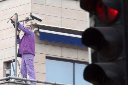 Kamere na 82 lokacije: Za video-nadzor izdvajaju 25.000 KM
