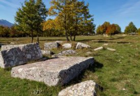 PRESTONICA STEĆAKA Ovo je grad s najviše nekropola u bivšoj Jugoslaviji