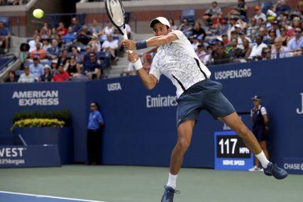 UPUTIO IM IRONIČAN APLAUZ Novak ponovo imao problem sa navijačima na US Openu