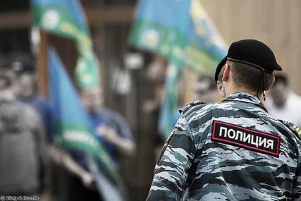 Uhapšen dječak (14) zbog veze sa napadom u zgradi Ruske bezbjednosne službe