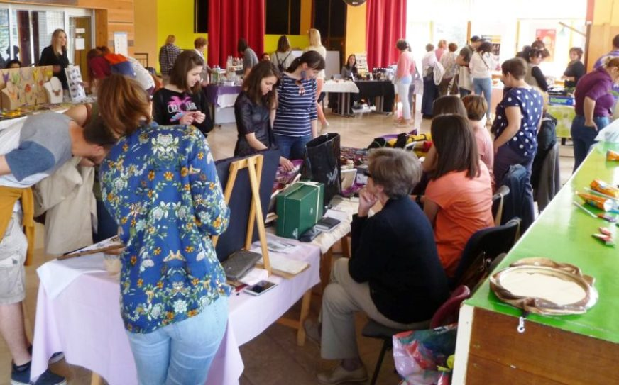 """ZA LJUBITELJE UNIKATA Otvaranje sajma kreativaca """"Kre art market"""" u subotu"""