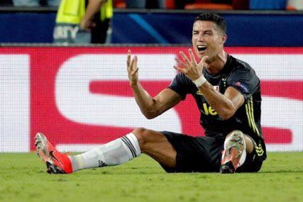 VODI VELIKU PRAVNU BORBU Ronaldo je 2005. godine bio uhapšen zbog OPTUŽBE ZA SILOVANJE