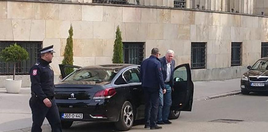 Pavić tražio sastanak sa Dodikom, Palatu Republike napustili bez izjava za medije