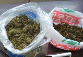 UHAPŠEN DILER U PRNJAVORU Policija oduzela marihuanu