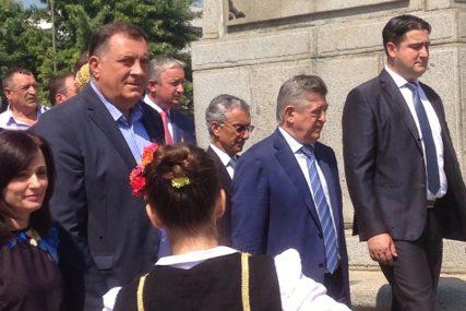 SRPSKAINFO SAZNAJE U Laktašima se sastali Dodik i Mićić, tema izbori u Bijeljini