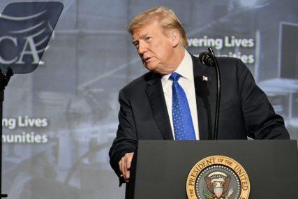SAD ŽELI DA KUPI GRENLAND Iako su Danci rekli da nije na prodaju, Tramp izrazio interesovanje