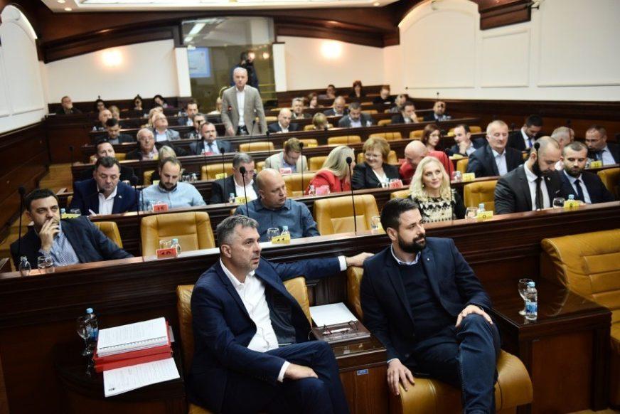Novi termin zasjedanja Skupštine grada: Pred odbornicima rebalans budžeta grada 20. maja