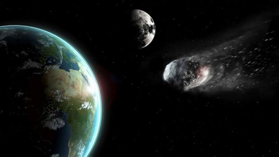 DOK JE SVIJET SPAVAO! Ogroman asteroid prošao pored Zemlje brzinom od 35.406 km/h