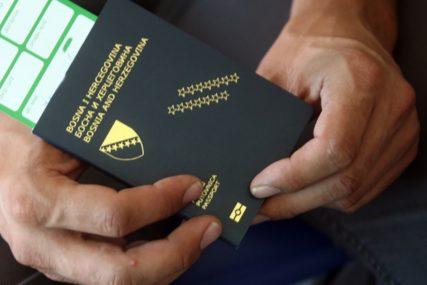 NEMA PUNO OPCIJA ZA PUTOVANJE Samo Srbija i Albanija otvorile granice za državljane BiH