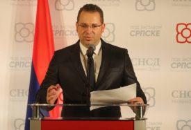 "Kovačević: Imenovanja implementacija izbornih rezultata, a ne ""podjela fotelja"""