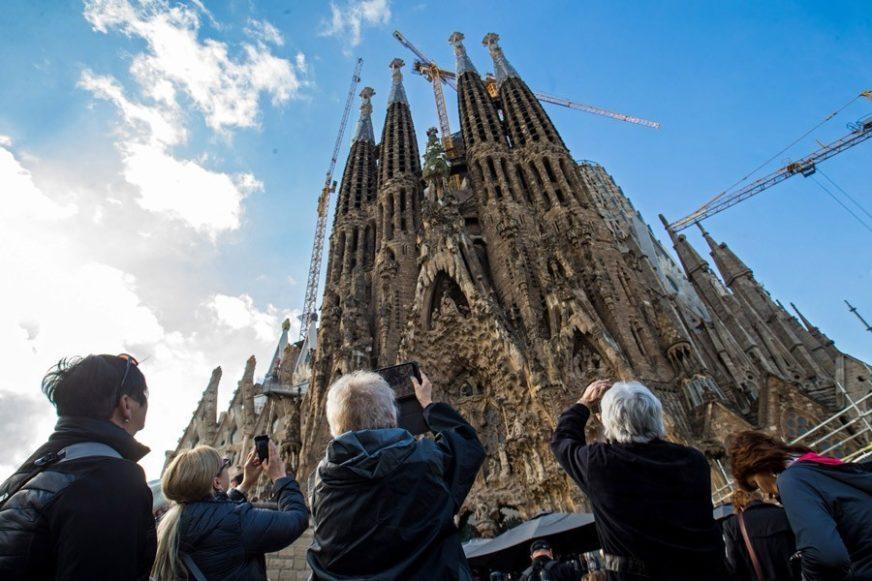 ZAŠTITNI ZNAK BARSELONE Sagrada Familia dobila građevinsku dozvolu poslije 137 godina