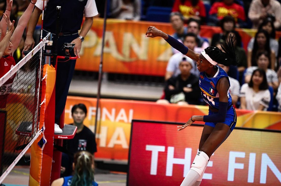 Foto @FIVBVolleyball-Twitter/Promo