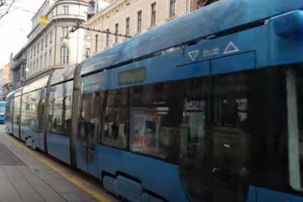 """""""Još uvijek ima dobrih i plemenitih ljudi"""" Laura Cindrić je ušla u tramvaj, ali ovo nije bila svakodnevna vožnja javnim prevozom"""